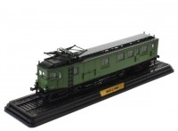 1:87 SNCF-4004 (L'AUTOMOTRICE AE1 A' 7 PO) (VERSION SNCF Z.4000) 1904 Green