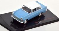 1:43 OPEL Rekord P2 1961 Light Blue/White