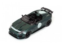 1:43 JAGUAR F-Type Project 7 2015 Green