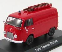 1:43 FORD Taunus Transit FK 1250 Firemen (пожарный) 1964