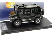 1:43 MERCEDES-BENZ Unimog Wagon U5000 4х4 (2 вариант) 2012 Black