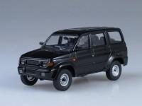 1:43 УАЗ-3162 Симбир (черный)