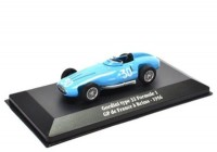 1:43 GORDINI Type 32 #30 Formula 1 GP France 1956