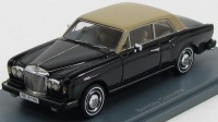 1:43 BENTLEY CORNICHE FHC 1977 Black/Beige