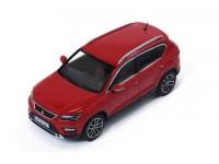 1:43 SEAT Ateca (кроссовер 4x4) 2016 Red