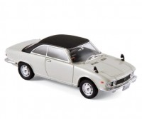 1:43 MAZDA Luce Rotary Coupe (R130) 1969 White/Black