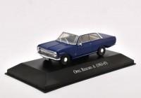 1:43 OPEL Rekord A (двухдверный седан) 1963 Blue/White