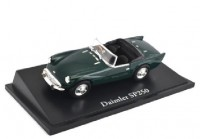 1:43 DAIMLER SP250 1959 Green