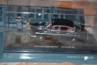 1:43 Tatra 603 черный из серии Холодная война