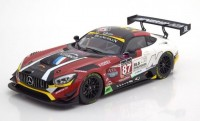"1:18 MERCEDES AMG GT3  #87 ""Team Akka"" Winner GT Series Monza 2016"