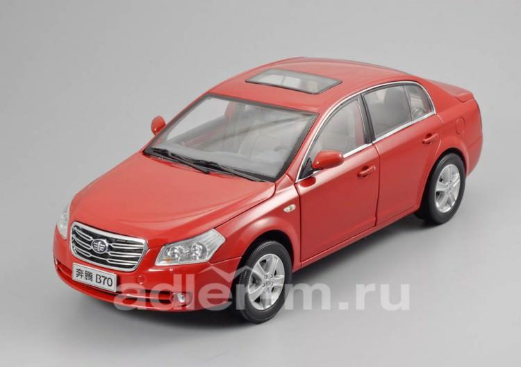 1:18 Besturn B70 Sedan (red)