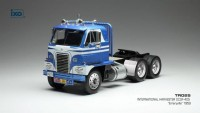 "1:43 седельный тягач INTERNATIONAL Harvester DCOF-405 ""Emeryville"" 1959 Blue/White"