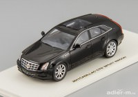 1:43 Cadillac CTS Sport Wagon (black raven)