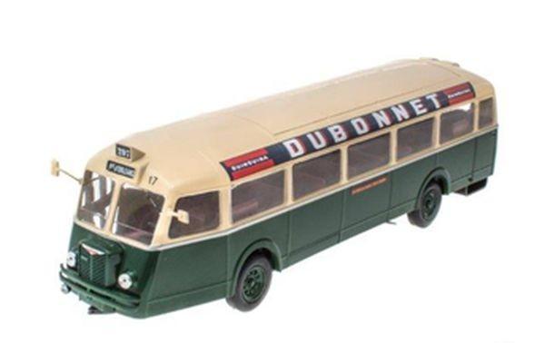 1:43 автобус CHAUSSON APH-47 RATP FRANCE 1947 Beige/Green