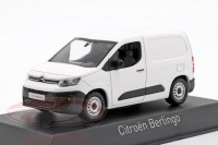 1:43 CITROEN new Berlingo Van 2018 White