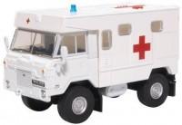 1:76 LAND ROVER FC Ambulance 4x4 NATO Bosnia 1995 White