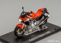 1:24 Cagiva V Raptor 1000 (red / black)