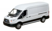 1:43 FORD Transit Jumbo 2014 Oxford White