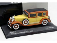 1:43 CADILLAC V16 LWB Imperial Sedan 1930 Yellow/Brown