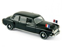 1:43 RENAULT Frégate Limousine президента Франции Шарля де Голля 1957