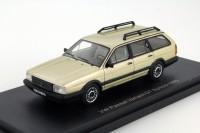 1:43 VW Passat Variant GT Syncro 1985 Metallic Beige