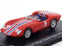"1:43 MASERATI Tipo 61 ""Drogo"" #9 Casner Guards Trophy 1963"
