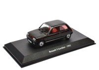 1:43 RENAULT 5 Gordini 1982 Black