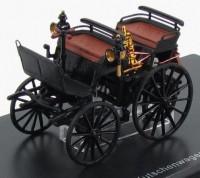 1:43 Daimler Kutschenwagen 1886 Black