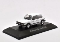 1:43 VW Golf I GTI 1976 White