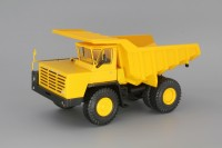 1:43 БелАЗ-540 самосвал, желтый