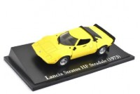 1:43 LANCIA Stratos HF Stradale 1973 Yellow