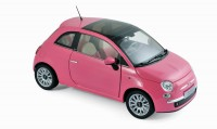 1:18 FIAT 500 2010 So Pink