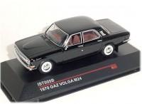 1:43 Горьковский автомобиль М24 1967 черный
