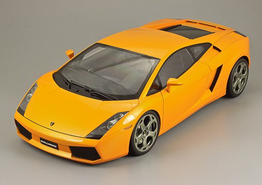 1:12 Lamborghini Gallardo 2002 (metallic orange)