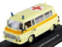 """1:43 Barkas B1000 """"Krankenwagen"""" (медицинский) 1963"""