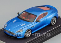 1:43 Aston Martin DB9, L.e. (pearl purple blue)