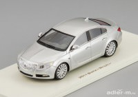 1:43 Buick Regal (quicksilver metallic)