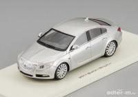 1:43 Buick Regal (quicksilver metallic)