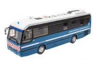 "1:43 автобус LOHR L96 ""Laboratoire Mobile d'Investigation Criminelle"" (жандармерия Франции) 1996 Blue/White"