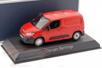 1:43 CITROEN new Berlingo Van 2018 Red