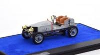 1:43 SPYKER 60-HP four-wheel drive Racing Car 1903 Grey