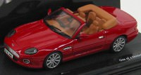 1:43 Aston Martin DB7 Vantage Volante (rathlin red)