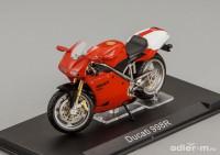 1:24 Ducati 998R (red / white)