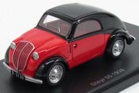 1:43 STEYR 55 1938 Red/Black
