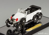 1:43 Mercedes-Benz G4 1938 (White)
