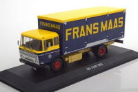 "1:43 DAF 2600 ""Frans Maas"" 1965 Yellow/Blue"