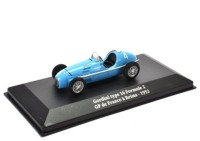 1:43 GORDINI Type 16 #4 Formula 2 GP France 1952