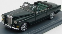 1:43 BENTLEY SIII Continental Convertible Mulliner Park Ward 1963 Green