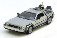 "1:24 DE LOREAN DMC12 ""Back to Future 2"" (из к/ф""Назад в будущее 2"") 1983"