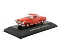 1:43 BORGWARD Isabella Coupe 1957 Red